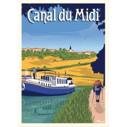 """CANAL DU MIDI """"LA RANDONNEE"""""""